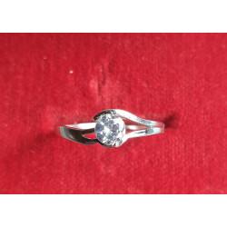 Ag prsten 925/100 - zirkon