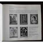 Malá umělecká tvář Rakouské poštovní známky 1945-1968