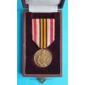 Bachmačská pamětní medaile v orig. etui