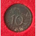 10 halierov 1942  - CuZn