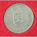 50 halierov 1941 - CuNi