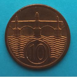 10 haléř 1927 - CuZn