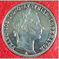 Zlatník 1859 A , varianta bez tečky za REX