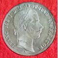 Zlatník 1860 A , varianta s tečkou za REX