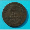 10 krajczár 1877 KB