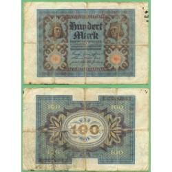 Německo 100 Mark 1.11.1920 - P-69