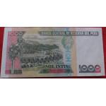 Peru   1000 Intis 1988