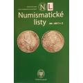 Numismatické listy ročník 66, rok 2011, číslo 2