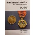 Aurea - 79.aukce - aukční katalog 20.5.2017
