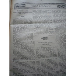 LADA - kompletní ročník 1902 svázáno v tvrdé vazbě