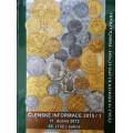 Aukční katalog ČNS Praha č.65 , mince , medaile , bankovky , řády - 2015