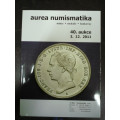 Aurea - 40.aukce- aukční katalog - mince 2011