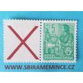 Německo DDR - 5 pfennig  Pětiletka 1954