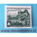 Německo DDR - Leipziger Messe 1953