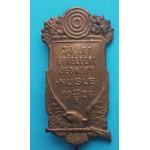 Odznak - 30 let střelecké jednoty Nusle 23.5.1926