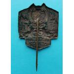 Odznak NÁRODNÍ GARDA - I. sjezd Národních Gard - v Plzni 15-17.8-1930