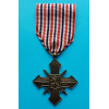 Československý válečný kříž 1939 -PRAŽSKÉ VYDÁNÍ-1945-1946 var.c