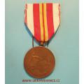 Bronzová medaile IV. pluk Stráže svobody