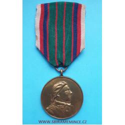 Pamětní medaile 22. střeleckého pluku Argonského
