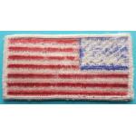 Nášivka - vlajka USA