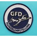Německo - GFD - Flugzieldarstellung