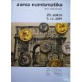 Aurea - 29.aukce - aukční katalog r. 2009 ve tvrdé vazbě