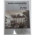 Aurea - 49.aukce - aukční katalog, sbírka antických mincí 2012