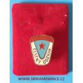 SVAZARM  - čestný odznak