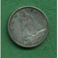 Kanada 10 cents 1968 - Ag