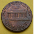 1 (one) cent Lincoln 1964 D - Cu