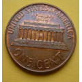 1 (one) cent Lincoln 1964 - Cu