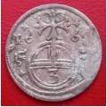Leopold I. grešle 166? mincovna Opolí - Ag