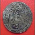 Leopold I.  grešle 1696 MB - Břeh - Ag
