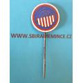 Odznak - SPA - Svaz přátel Ameriky