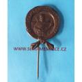 Odznak - 600 let univerzity Karlovy - 1948