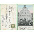 Spalt - Rathaus mit Gendarmerie - Wache - ČETNÍCI - DA - prošlá 1911