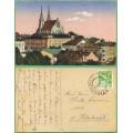 Brno - prošlá 1922