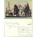 Istambul Sülemaniye - MEŠITA - prošlá 1935?