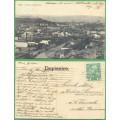 Brno - panorama se Špilberkem - prošlá 1910