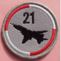 Polsko - 21.letka taktického letectva Swidwin - nášivka