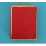 SVAZARM - Stříbrný odznak Za obětavou práci - číslován - miniatura a etue