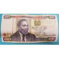 Kenya 100 Shilingi 2010