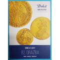 Aukční katalog Dukát č.83 - mince , medaile , bankovky - 2018