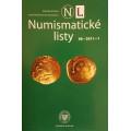 Numismatické listy ročník 66, rok 2011, číslo 1