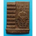 Odznak SRAZ NÁRODNÍCH GARD - Klatovy 28.-29.9. 1935