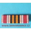 Stužka našívací - Bachmačská pamětní medaile