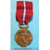 Československá revoluční medaile - s podpisem AB - vydání z let 1920-1938