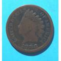 1 ( one ) cent 1888 indián - Indian Head