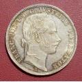 FJI zlatník 1863 A - patina - Ag