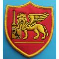 Velení NATO Neapol - nášivka